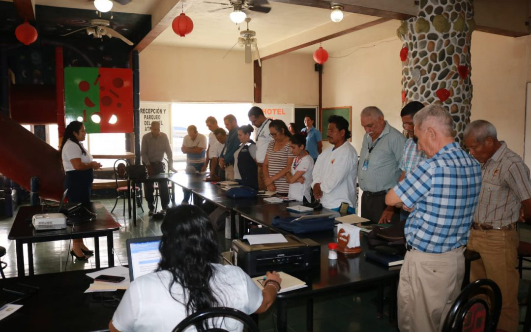 Undécima Reunión del Consejo Municipal de Desarrollo COMUDE