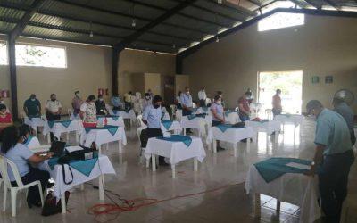 REUNIÓN DEL CONSEJO MUNICIPAL DE DESARROLLO «COMUDE»