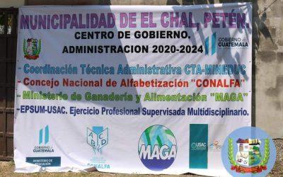 CENTRO DE GOBIERNO EL CHAL