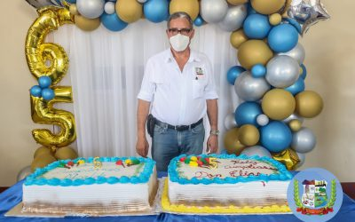 FELIZ CUMPLEAÑOS No. 65 SEÑOR ALCALDE MUNICIPAL